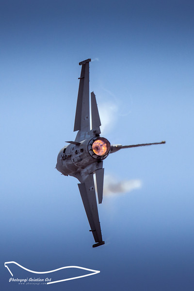 F-16 Afterburners!