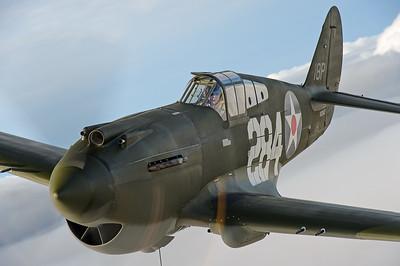 P-40B Tomahawk