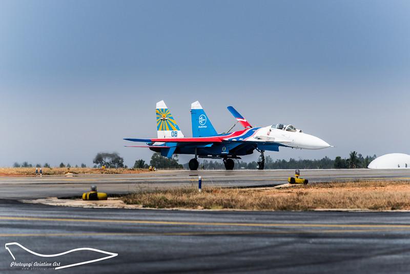 1/11 Sukhoi SU-27