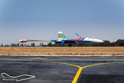 8/11 Sukhoi SU-27