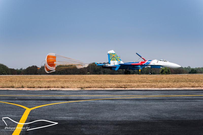 9/11 Sukhoi SU-27