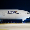 Thai Air at BIAL - shot Hand Held ISO 3200
