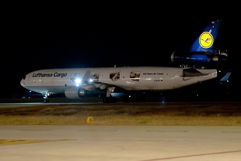 Lufthansa Cargo - Special Livery - 100 Yrs Air Cargo