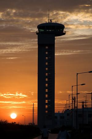 Sunset at BIAL