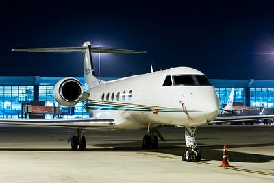 Biz Jet At BIAL