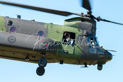 RCAF CH-147 Chinook Assigned To 450 Sqn During Maple Flag At Cold Lake 2017