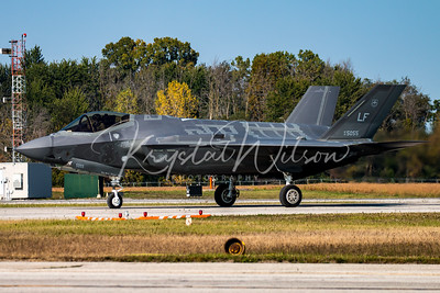USAF F-35 Lightning II From Luke AFB At Airshow London 2017
