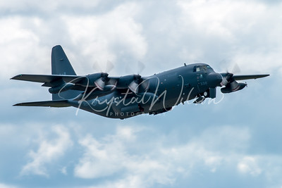 RCAF CC-130 Hercules Assigned To 435 Sqn During Maple Flag At Cold Lake 2017