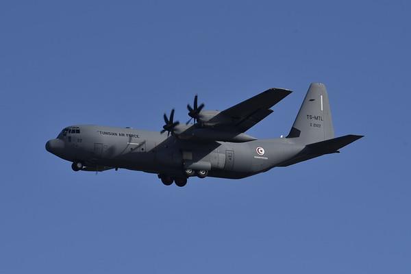 Z21122/TS-MTL s/n 580-5758 FMS 12-5758  11/19/17 ADW as Tunisian Air Force 25