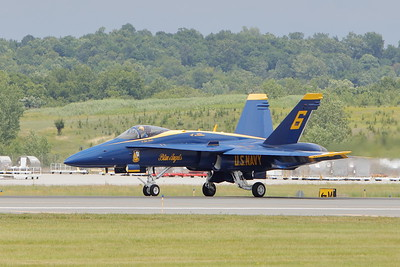 U.S. Navy Blue Angels #6 (Sandy Tambone)