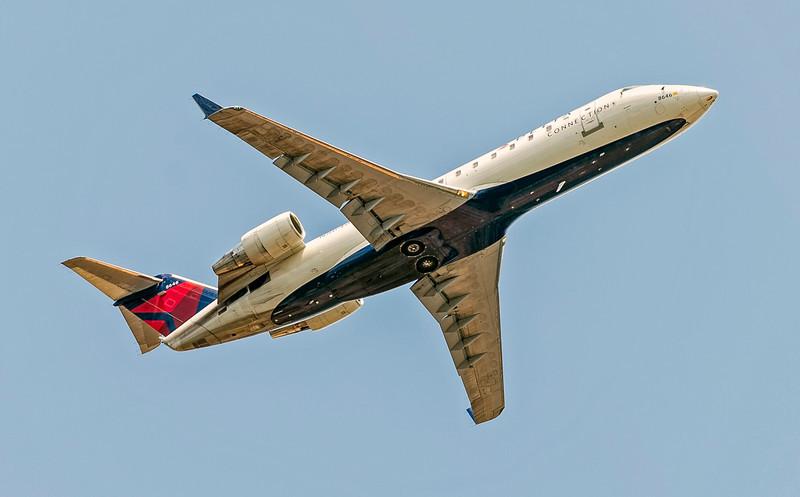 Delta Connection Bombardier CL-600