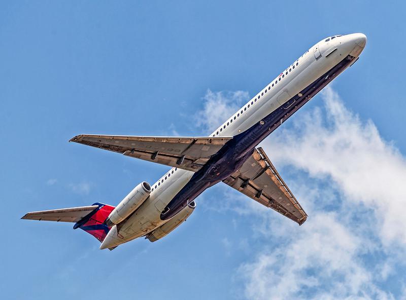 Delta Airlines DC-9-51