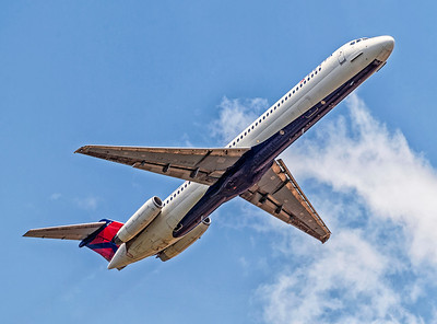 Delta Airlines DC-9-51