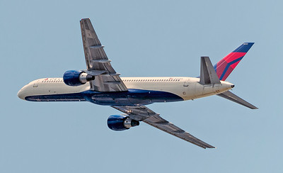 Delta Airlines 757-251