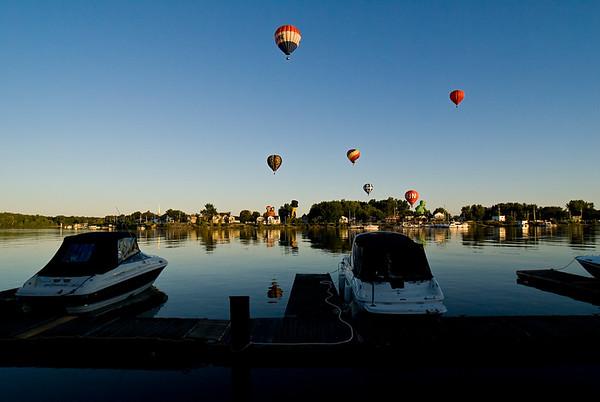 Gatineau Balloon Festival 2008