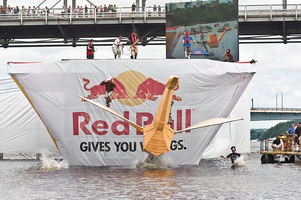 Ottawa-Gatineau Red Bull Flugtag