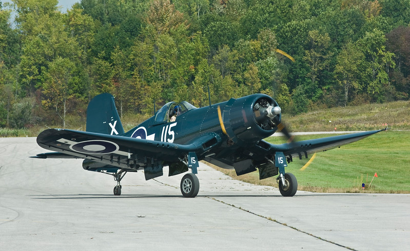 Michael Potter's Vintage Wings Open House Gatineau Airport 08.09.20