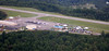 The Tazewell County Airport.  They hosted an outstanding air show. It's an annual event. I look forward to attending again next year.