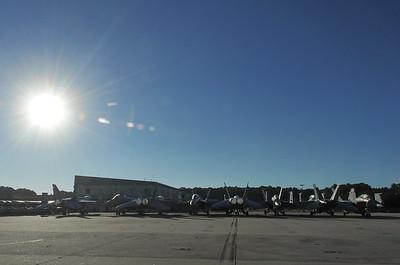 Fleet F-18's