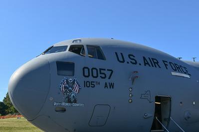 Stewart ANG C-17 Globemaster