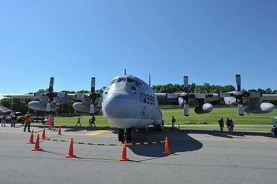 C-130 Static Display