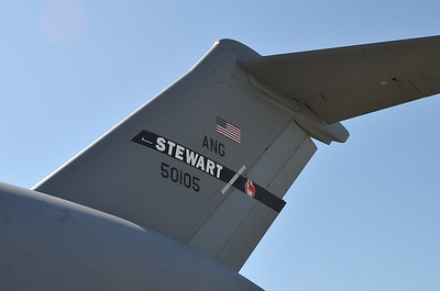 C-17 static display