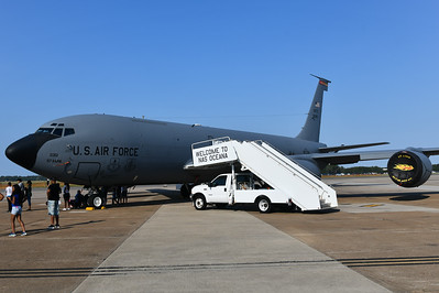 Boeing KC-135 Stratotanker 97th Air Mobility Wing