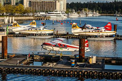 CF-ODH à la base de Vancouver
