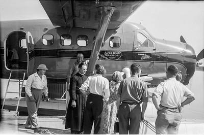 Le 11 juillet 1953 le CF-ODH à Ruper House