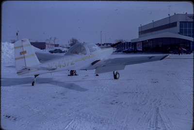 Avion Américan a Québec YQC