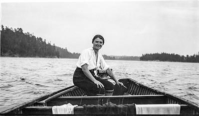 Lac Trois Saumons 1933