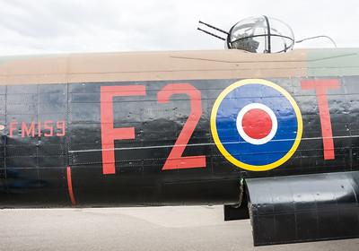 Lancaster, Nanton Bomber Command Museum