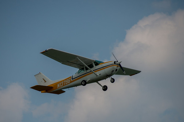 Will's 1st Solo August 12, 2013