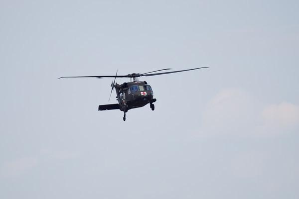 Black Hawk Medical Helicopter 8/19/10