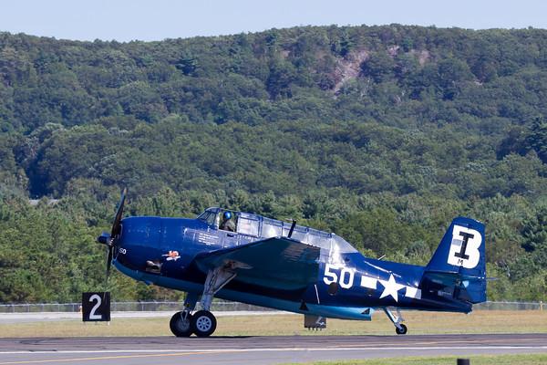 Grumman TBM-3 Arrival 8/20/10