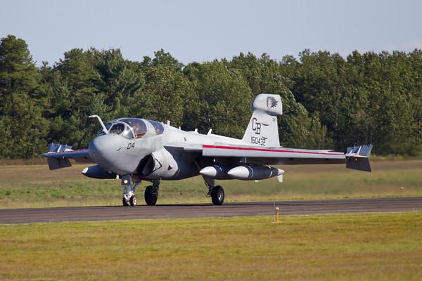 EA-6B Prowler Arrival 8/20/10