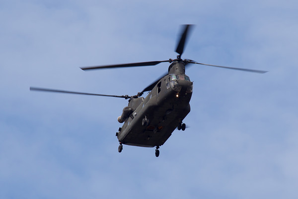 Chinook Helicopter 8/19/10