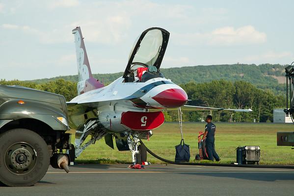 Thunder Birds Arrival 8/19/10