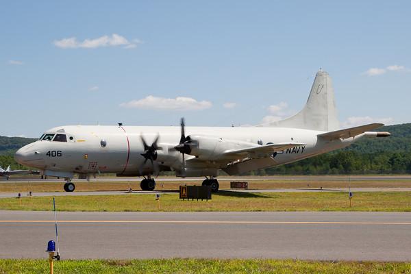 P-3C Orion Arrival 8/20/10