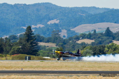 2011 Wings Over Wine Country Air Show