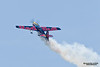 SANTA ROSA, CA - AUG 20: Kirby Chambliss demonstrates  high performance aerobatics during the Wings Over Wine Country Air Show, on August 20, 2011, Charles M. Schulz - Sonoma County Airport, Santa Rosa, CA.