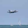 F/A-18 Super Hornet , Hook down.
