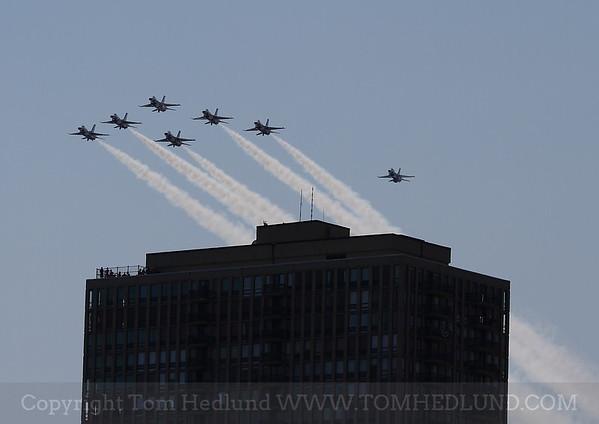 2011 Thunderbirds with a photoship.