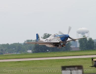Quad Cities Airshow Sunday