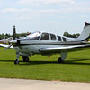Beechcraft A36 Bonanza - My all time favourite piston single.