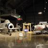 NORTH AMERICAN F-86A SABRE AND  MIKOYAN-GUREVICH MIG-15BIS IN MIG ALLEY
