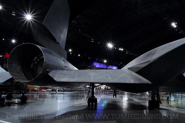 LOCKHEED SR-71A