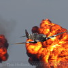 Spitfire and fire