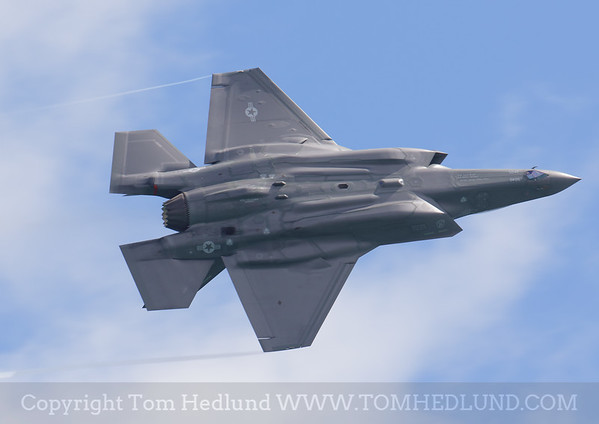F35 debut at CWAS