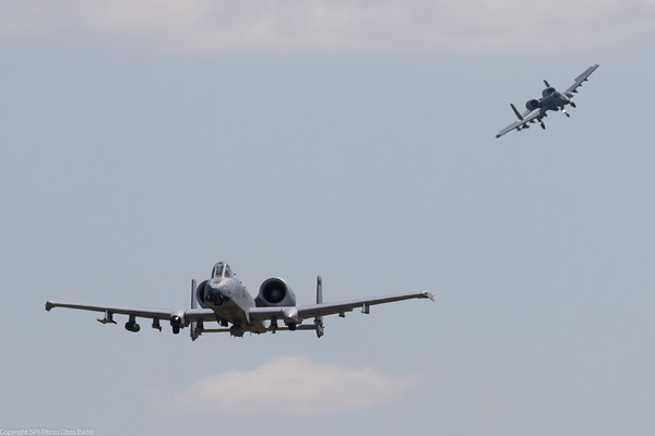 A-10's from Fort Wayne IN